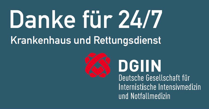 Danke Für 247 Deutsche Gesellschaft Für Internistische